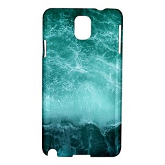 Green Ocean Splash Samsung Galaxy Note 3 N9005 Hardshell Case