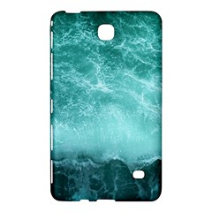 Green Ocean Splash Samsung Galaxy Tab 4 (7 ) Hardshell Case