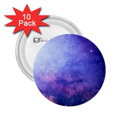 Galaxy 2 25  Buttons (10 Pack)