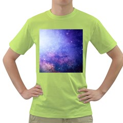 Galaxy Green T Shirt
