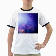 Galaxy Ringer T Shirts
