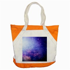 Galaxy Accent Tote Bag