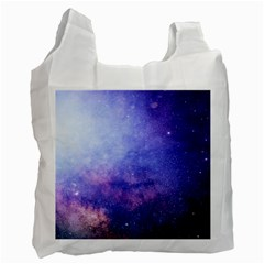 Galaxy Recycle Bag (two Side)
