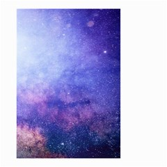 Galaxy Small Garden Flag (two Sides)