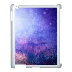 Galaxy Apple Ipad 3/4 Case (white)