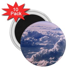 In The Clouds 2 25  Magnets (10 Pack)