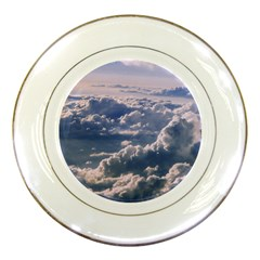In The Clouds Porcelain Plates