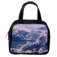 In The Clouds Classic Handbags (one Side)