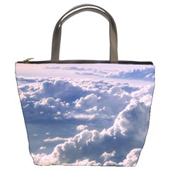 In The Clouds Bucket Bags
