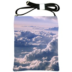 In The Clouds Shoulder Sling Bags