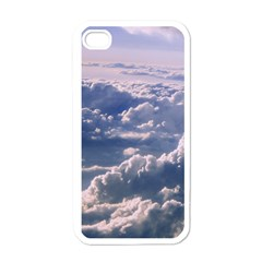 In The Clouds Apple Iphone 4 Case (white)