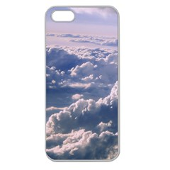 In The Clouds Apple Seamless Iphone 5 Case (clear)