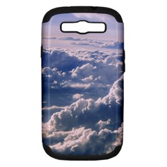 In The Clouds Samsung Galaxy S Iii Hardshell Case (pc+silicone)