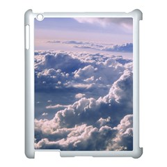 In The Clouds Apple Ipad 3/4 Case (white)