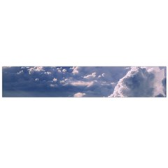 In The Clouds Large Flano Scarf