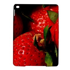 Red Strawberries Ipad Air 2 Hardshell Cases
