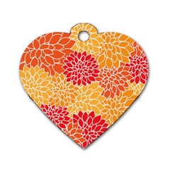 Abstract 1296710 960 720 Dog Tag Heart (two Sides)