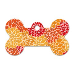 Abstract 1296710 960 720 Dog Tag Bone (one Side)