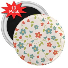 Abstract 1296713 960 720 3  Magnets (10 Pack)