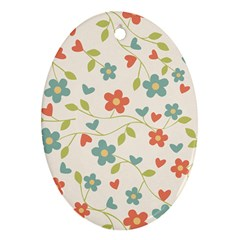 Abstract 1296713 960 720 Oval Ornament (two Sides)