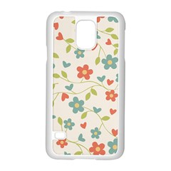 Abstract 1296713 960 720 Samsung Galaxy S5 Case (white)