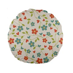 Abstract 1296713 960 720 Standard 15  Premium Flano Round Cushions