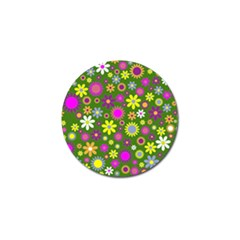 Abstract 1300667 960 720 Golf Ball Marker (4 Pack)