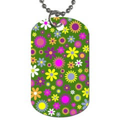 Abstract 1300667 960 720 Dog Tag (two Sides)