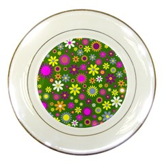 Abstract 1300667 960 720 Porcelain Plates
