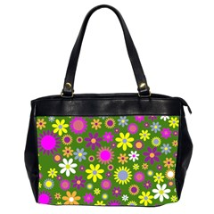 Abstract 1300667 960 720 Office Handbags (2 Sides)