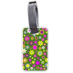 Abstract 1300667 960 720 Luggage Tags (two Sides)