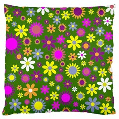 Abstract 1300667 960 720 Large Cushion Case (two Sides)