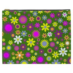 Abstract 1300667 960 720 Cosmetic Bag (xxxl)