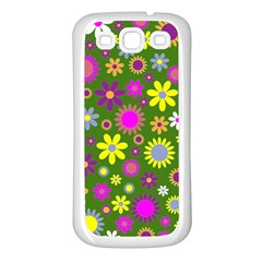 Abstract 1300667 960 720 Samsung Galaxy S3 Back Case (white)