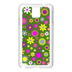 Abstract 1300667 960 720 Samsung Galaxy Note 3 N9005 Case (white)