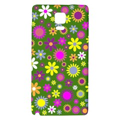 Abstract 1300667 960 720 Galaxy Note 4 Back Case