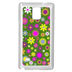 Abstract 1300667 960 720 Samsung Galaxy Note 4 Case (white)