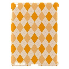 Argyle 909253 960 720 Apple Ipad 3/4 Hardshell Case (compatible With Smart Cover)