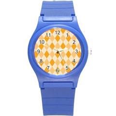 Argyle 909253 960 720 Round Plastic Sport Watch (s)