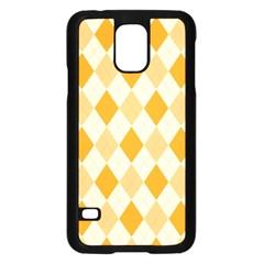 Argyle 909253 960 720 Samsung Galaxy S5 Case (black)
