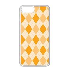 Argyle 909253 960 720 Apple Iphone 8 Plus Seamless Case (white)