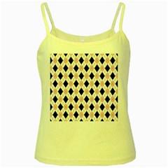 Argyle 316837 960 720 Yellow Spaghetti Tank