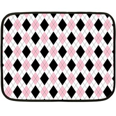 Argyle 316837 960 720 Fleece Blanket (mini)