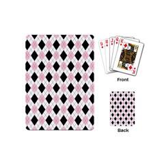 Argyle 316837 960 720 Playing Cards (mini)