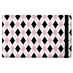 Argyle 316837 960 720 Apple Ipad 3/4 Flip Case
