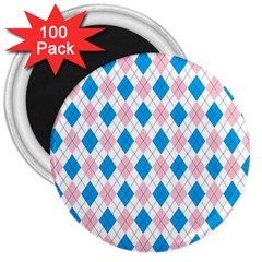 Argyle 316838 960 720 3  Magnets (100 Pack)