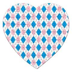 Argyle 316838 960 720 Jigsaw Puzzle (heart)