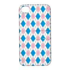 Argyle 316838 960 720 Apple Iphone 4/4s Hardshell Case With Stand