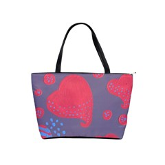 Lollipop Attacked By Hearts Shoulder Handbags