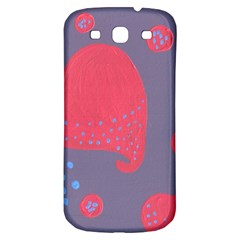 Lollipop Attacked By Hearts Samsung Galaxy S3 S Iii Classic Hardshell Back Case